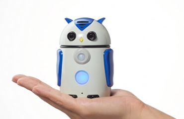 AIロボット自動販売機を開発