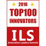 第4回イノベーションリーダーズサミット(ILS 2016)で人気上位100社に選ばれました