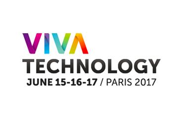世界最大規模のテックイベント VivaTechnology / Paris2017 に出展